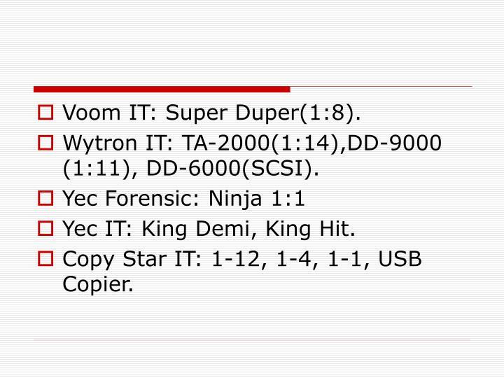 Voom IT: Super Duper(1:8).