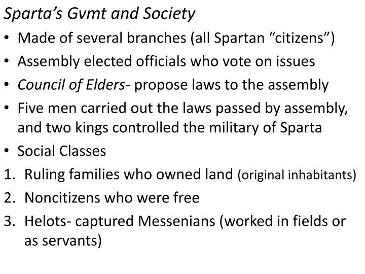 Sparta's