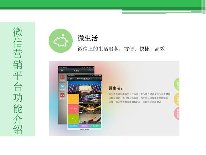 微信营销平台功能介绍