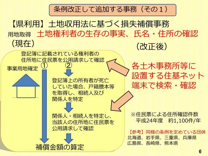 条例改正して追加する事務(その1)