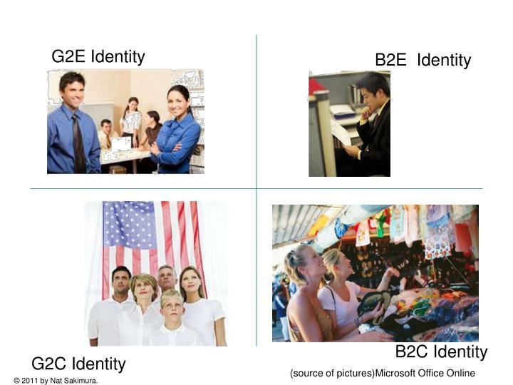 G2E Identity