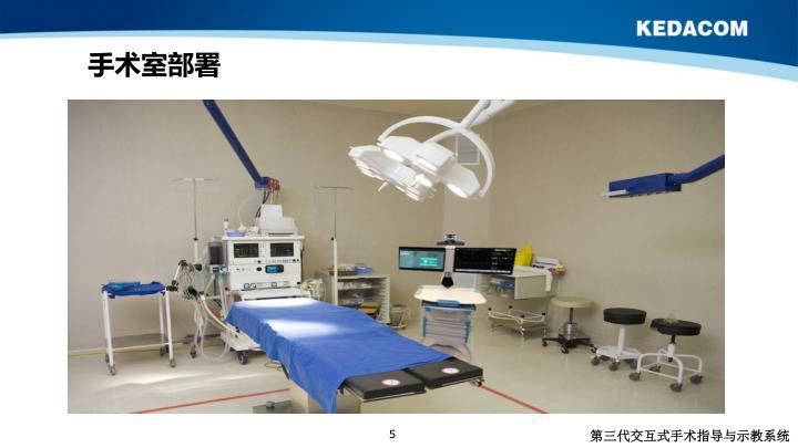 手术室部署