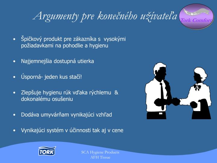Argumenty pr
