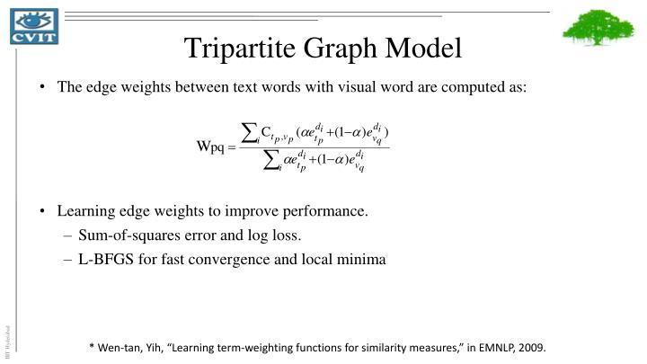 Tripartite Graph Model