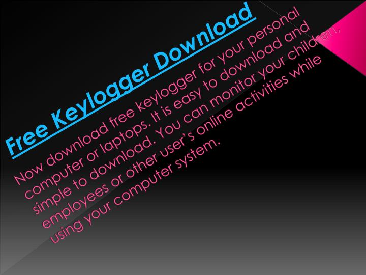 Now download free