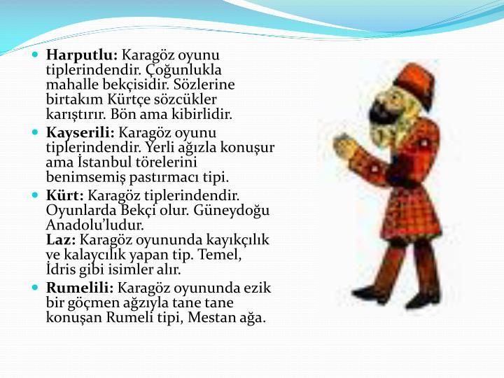 Harputlu: