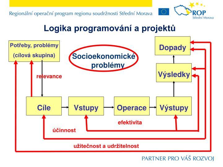 Logika programování a projektů