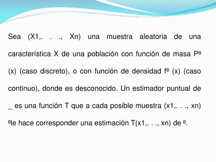Sea (X1,. . .,