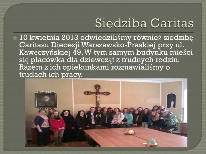 Siedziba Caritas