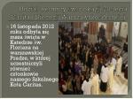 udzia we mszy w z okazji 20 lecia caritas diecezji warszawsko praskiej