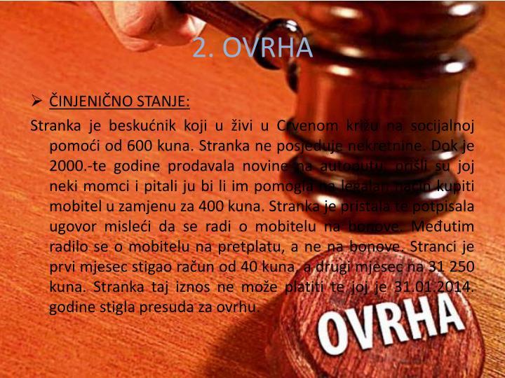 2. OVRHA