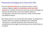 planeamiento estrat gico de la informaci n pei4