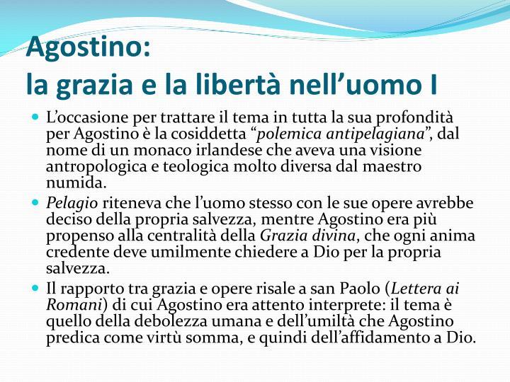 Agostino: