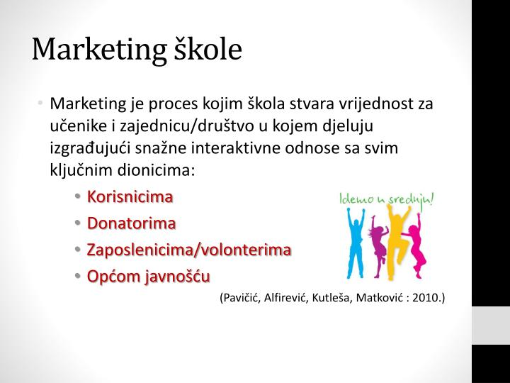 Marketing kole