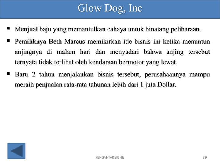 Glow Dog, Inc