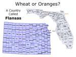 wheat or oranges1