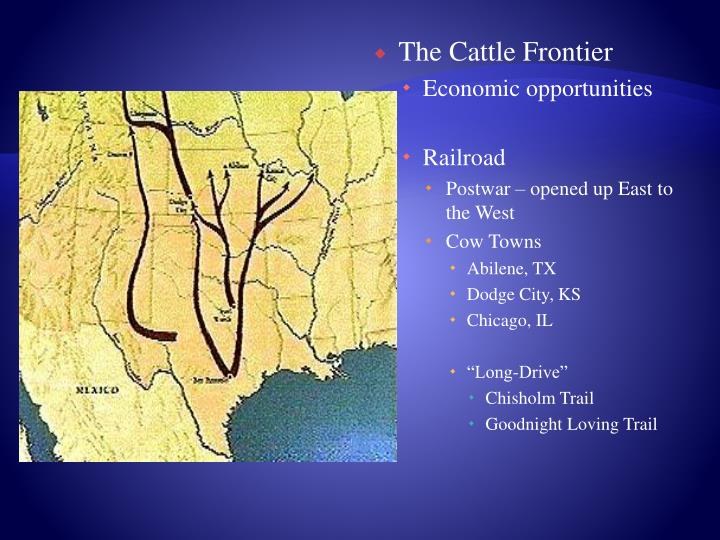 The Cattle Frontier