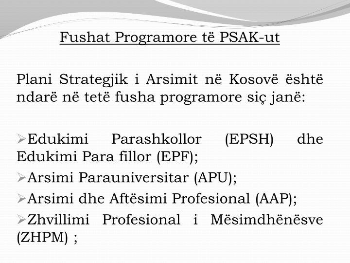Fushat