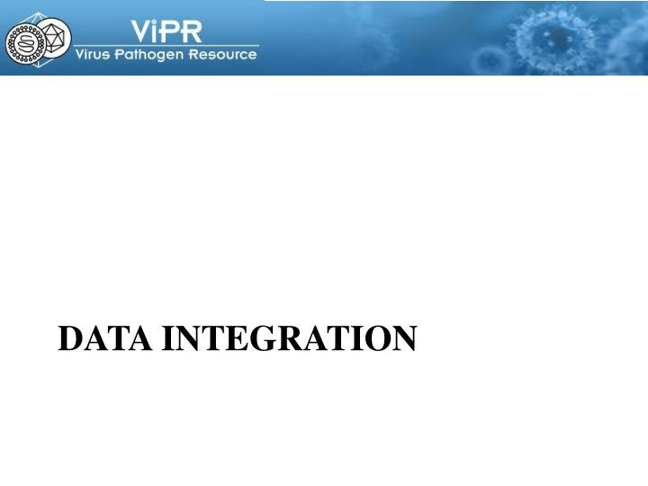 Data Integration