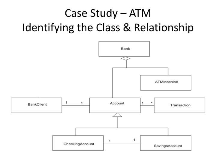 Case Study – ATM