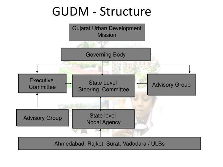 GUDM - Structure