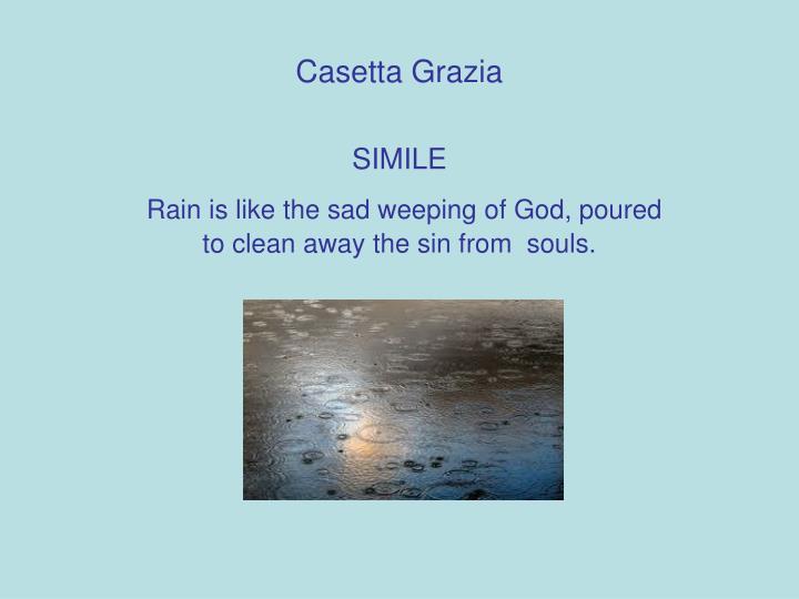 Casetta Grazia