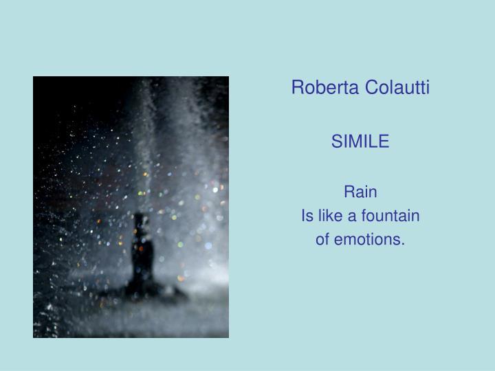 Roberta Colautti