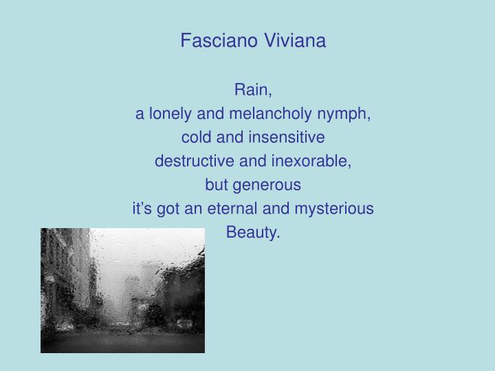 Fasciano Viviana