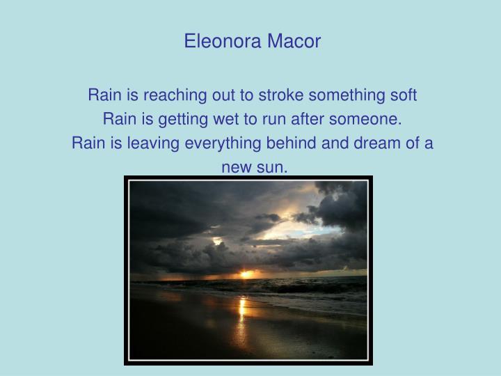 Eleonora Macor