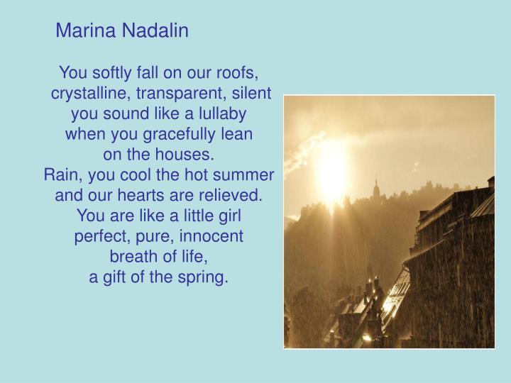 Marina Nadalin