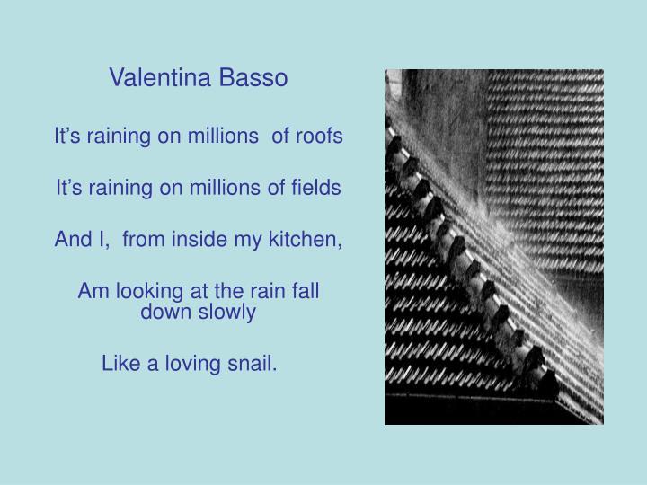 Valentina Basso