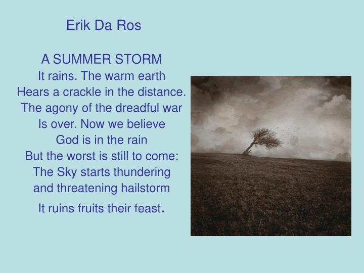 Erik Da Ros