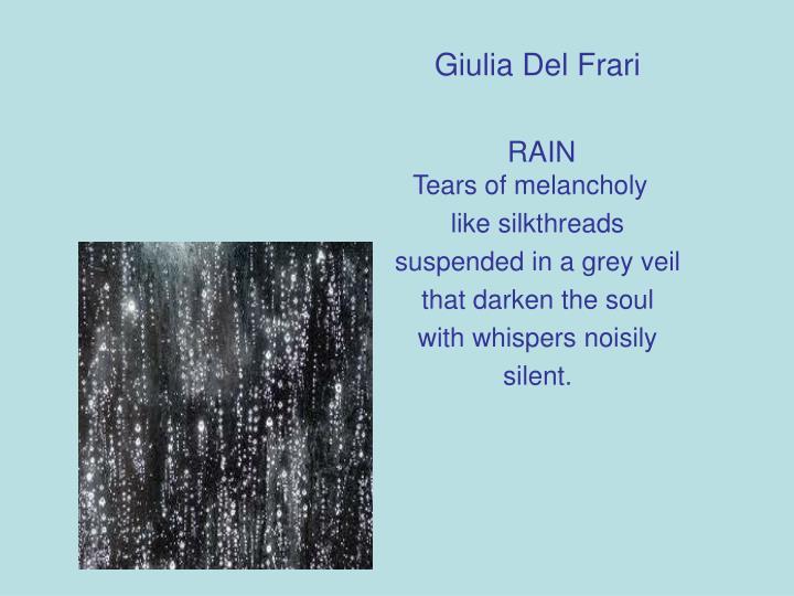 Giulia Del Frari