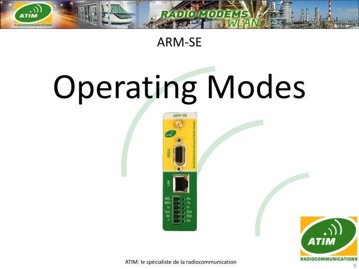 ARM-SE