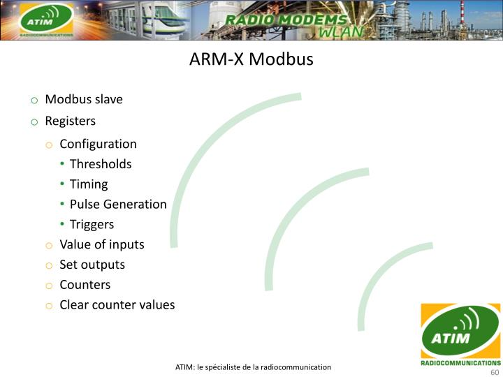ARM-X