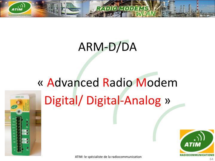 ATIM: le spécialiste de la radiocommunication