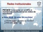 redes institucionales1
