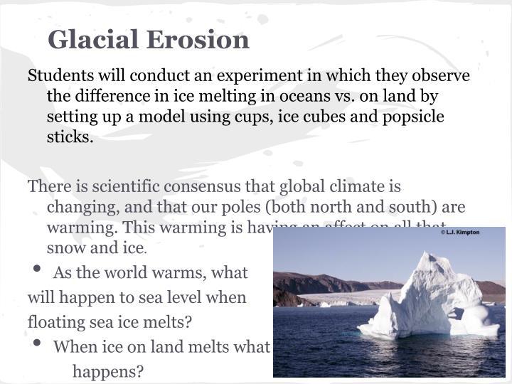 Glacial Erosion