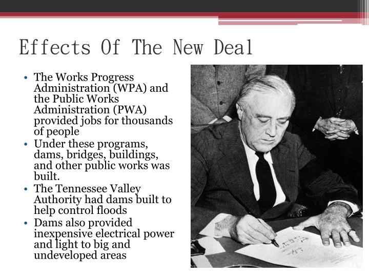 the impact of roosevelts new deal essay The new deal, enacted by president roosevelt, was an idea that was   roosevelt and the new deal essay  essay on the effect of the new deal on  usa.