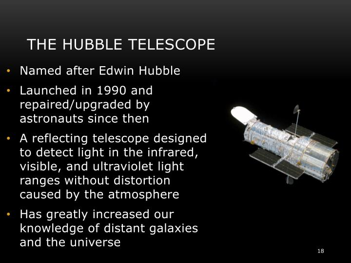 reflecting telescope hubble - photo #18