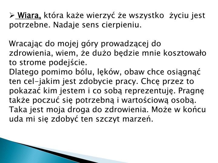 Wiara,