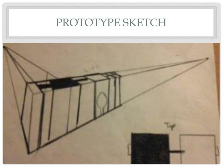Prototype Sketch