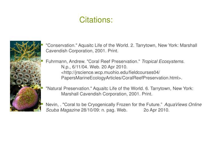 Citations: