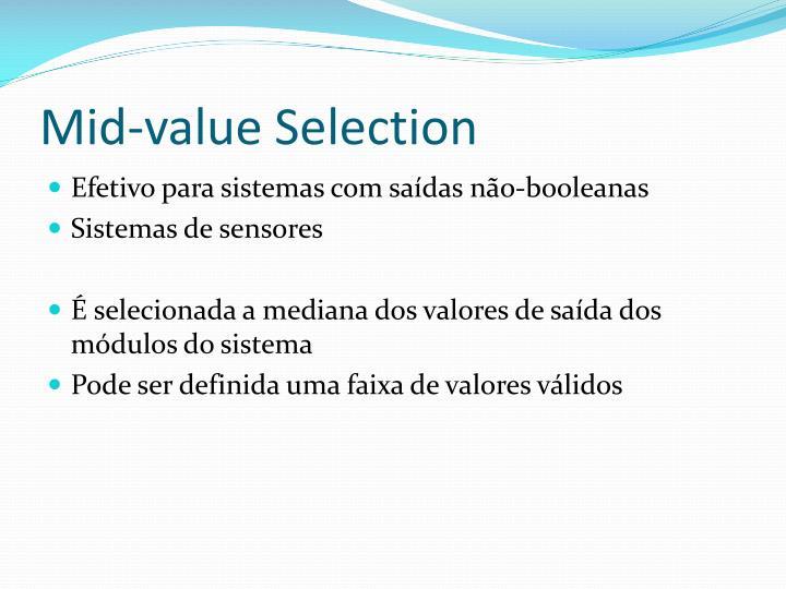 Mid-value