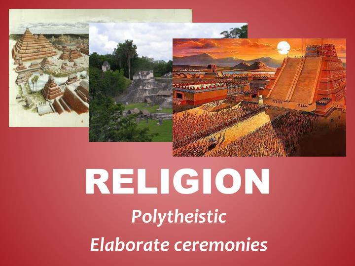 Polytheistic