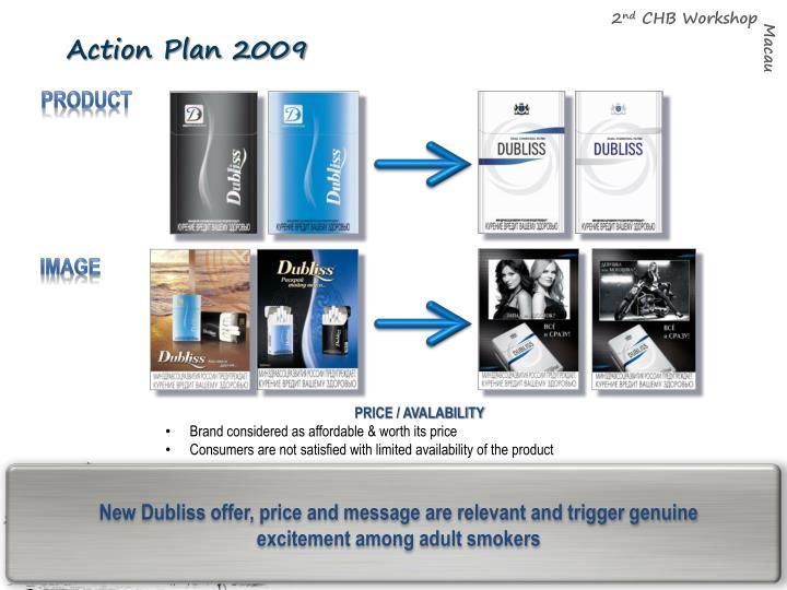 Action Plan 2009