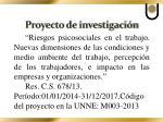 proyecto de investigaci n