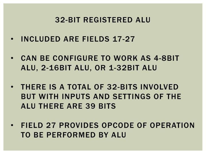 32-bit registered