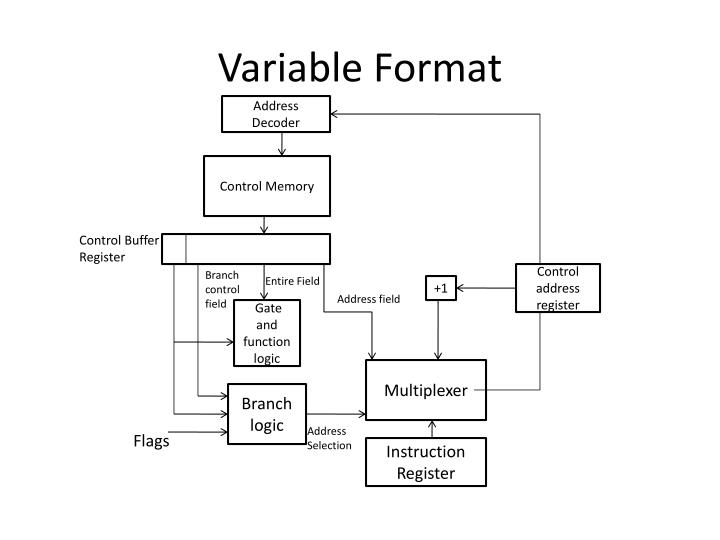 Variable Format