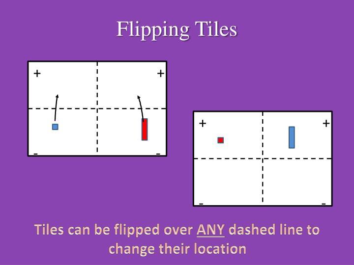 Flipping Tiles